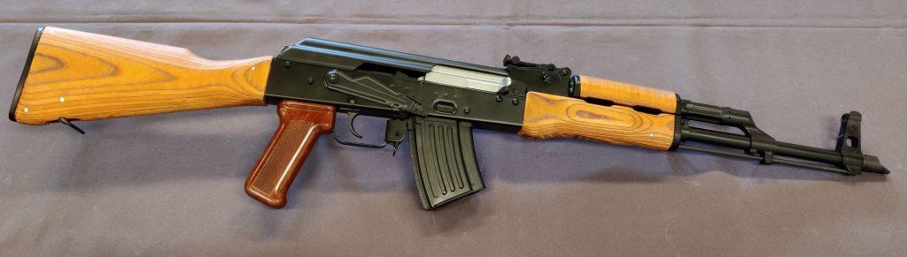 JSHD Waffenladen – Ihr Waffengeschäft für Jagd und Sport- Waffen in Heidelberg » WBP Jack mit Holzschäftung Kaliber 7,62×39